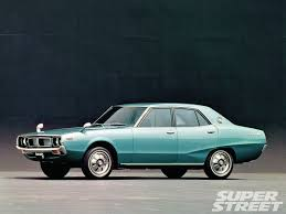1972 nissan laurel skyline c110 growing old selling out super