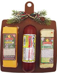 wisconsin cheese gift baskets wisconsin cheese sausage board northern harvest gift baskets