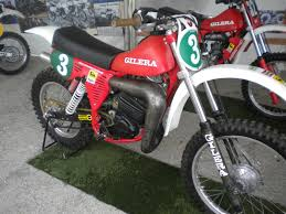 classic motocross bikes randy muñoz gilera 250 cc 1981 motos oficiales mx pinterest