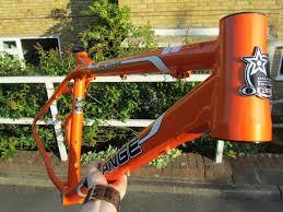A Frame For Sale 2011 Orange Crush Frame For Sale Singletrack Forum