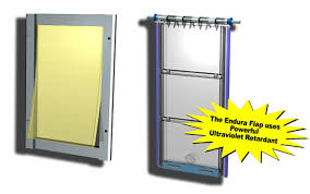 Patio Pacific Pet Doors Patio Pacific Endura Flap Energy Efficient Dog Door