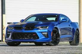 sixth camaro berger chevrolet performance upgraded 2016 camaro ss