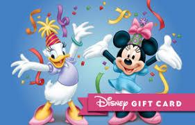 minnie u0026 daisy u2013 surprise gift card disney gift card