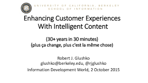 Plus Ca Change Plus C Est La Meme Chose Translate - featured presentation enhancing customer experiences with intelligen