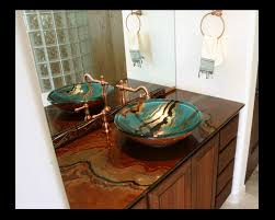 Copper Bathroom Faucet by Copper Bathroom Faucet Copper Bathroom Accessories Yes Or No