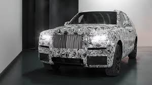 rolls royce cullinan here u0027s your best look yet at rolls royce u0027s project cullinan suv