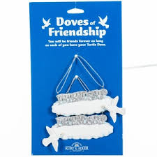 turtle dove ornaments friendship doves home alone 2 retrofestive ca