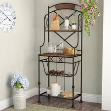 Wrought Iron Bathroom Shelves Wrought Iron Corner Shelf Wayfair