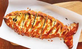 recette de cuisine pour les enfants saumon feuilleté poisson avril gourmand
