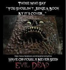 Evil Dead Meme - entropic decay real horrorshow pinterest