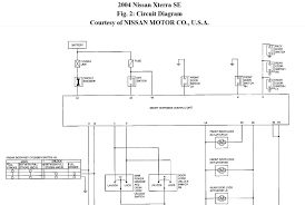 2000 nissan frontier wiring diagram 2000 wiring diagrams collection