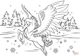 bella sara pegasus coloring page free printable coloring pages