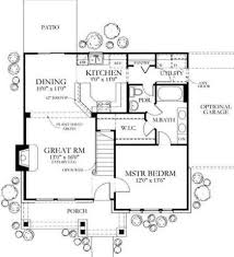 Small Country Home by Country Floor Plans