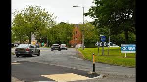 flat sided roundabouts