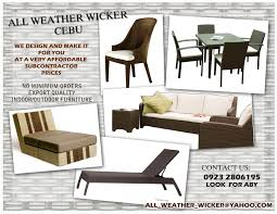 Used Outdoor Furniture - philippines used outdoor patio lawn garden furniture for sale all