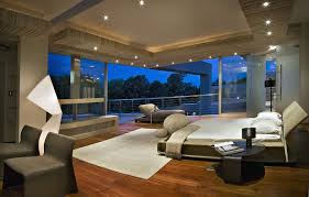 isola homes modern living glass curtain wall hardwood floors open