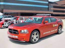 dodge charger hemi 2006 2006 dodge charger daytona hemi r t official pace car go mango