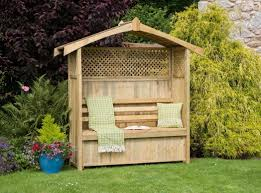 Garden Arbor Swing Garden Arbor Bench Design Ideas Diy Kits You Can Build Over Images