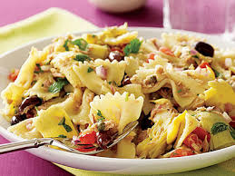 pasta salad with tuna tuna pasta salad recipe myrecipes