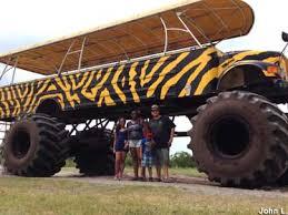 clermont fl u0027s largest monster truck safari