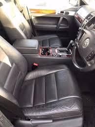 2005 volkswagen touareg 3 0 tdi v6 se 5dr fsh full leather free