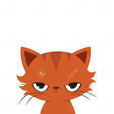 Meme Cartoon Maker - template grumpy cat template angry cartoon cute stock vector meme