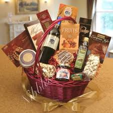 custom gift baskets made to order
