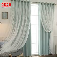 Blackout Nursery Curtains Online Get Cheap Korean Baby Curtains Aliexpress Com Alibaba Group