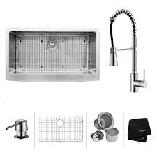 Single Kitchen Sinks by Stainless Steel Kitchen Sink Combination Kraususa Com