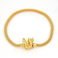 dragon bracelet gold images Baby gold dragon bracelet ethical market jpg