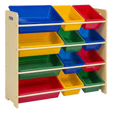 Make Your Own Toy Bin Organizer by