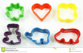 cookie cutters stock photo image 13607000