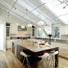 kitchen ceiling lighting ideas sloped ceiling lighting light ideas givgiv