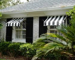 What Are Awnings Spear Window Awnings Made With Real Wrought Iron Frames Pyc Awnings