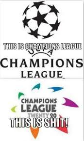 Chions League Memes - soccer memes chions league
