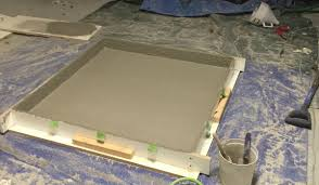 Diy Cozy Home by How To Make A Concrete Slab Coffee Table Diy Cozy Home