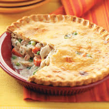 how to make a turkey pot pie with thanksgiving leftovers turkey potpies recipe taste of home