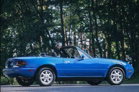 mazda convertible blue mazda will make old na miata brand new again photo u0026 image gallery