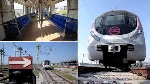 Metro Blue Line Map Delhi by News Delhi Metro Com