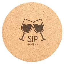 cork coasters engraved cork coasters engraved custom coasters personalized