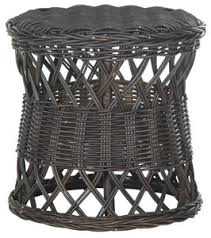 Wicker Accent Table Accent Tables Side Table U0026 End Table Safavieh Com