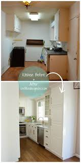 why the little white ikea kitchen is so popular before after kitchen ikea cabinets with extra touches make this