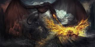 dragon slayer by jasric on deviantart