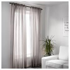Ikea Vivan Curtains Decorating Ikea Vivan Curtains 1 Pair Gray For The Home Pinterest
