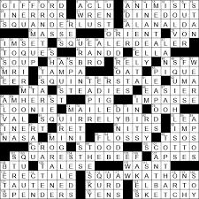 prodigality crossword clue archives nytcrossword com