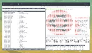 Home Design For Ubuntu by Terminix Is A Tiling Terminal Emulator For Linux Omg Ubuntu