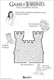 kitab indir oyunlar oyun oyna en kral oyunlar seni bekliyor coloring book games game of thrones coloring book images collider