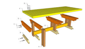 Wood Desk Plans Free by Free Outdoor Wood Furniture Plans