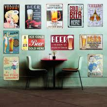 popular cold beer sign buy cheap cold beer sign lots from china