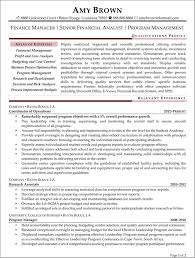 research analyst resume sample operations research analyst resume